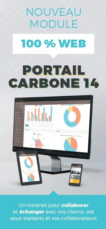 Nouveau module - Portail web CARBONE 14